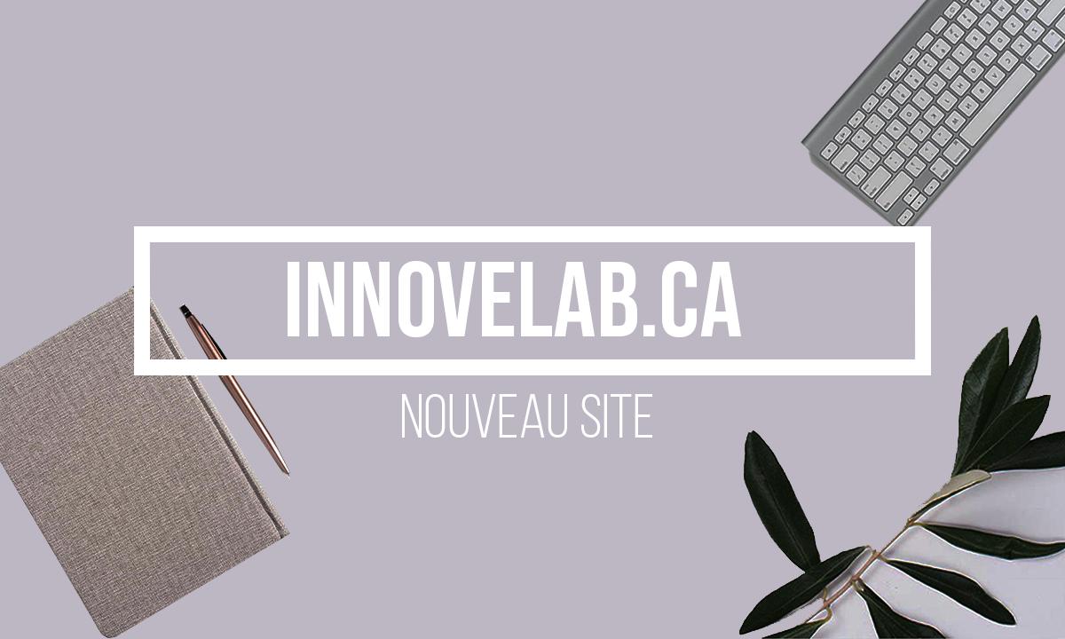 formations et services le blogue InnoveLab annonce du nouveau site