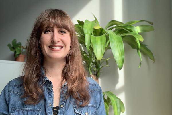 Marie Dercamp chargée de communication pour InnoveLab