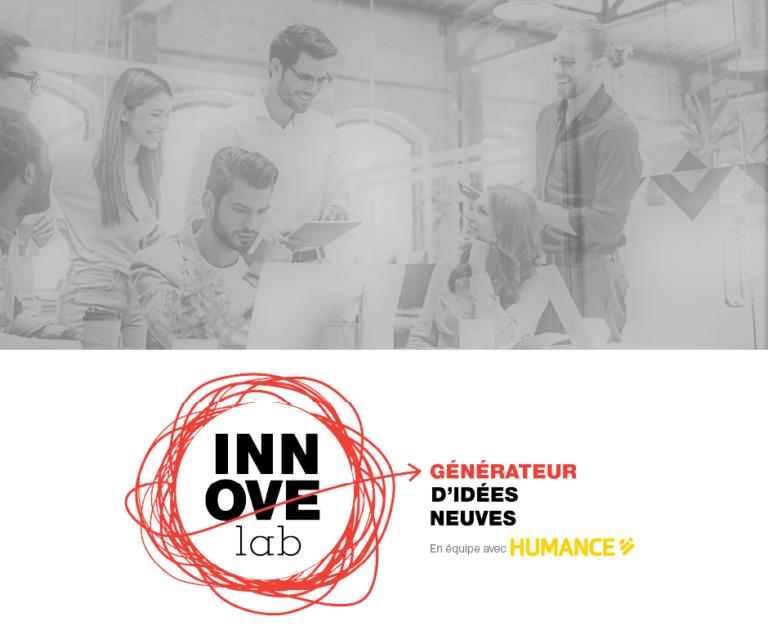 InnoveLab joint l'équipe de Humance